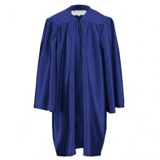 Children's Graduation Gown Only in Satin Finish (3-6yrs)