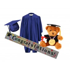 Children's Graduate From Home Package - Satin Finish (3-6yrs)