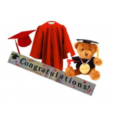Children's Graduate From Home Package - Matt Finish (3-6yrs)