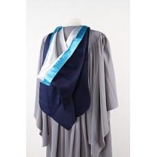 Full Shape Academic Hood