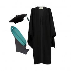 Gown, Hood and Tam for INSEAD MBA