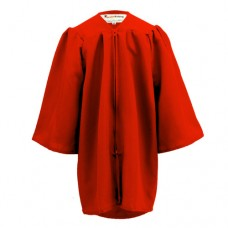 Children's Graduation Gown Only in Matt Finish (3-6yrs)