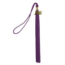 "Children's Graduation Tassel 9"" with Year Tag"