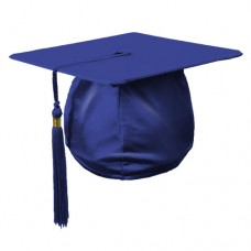 Children's Graduation Hat with Tassel Satin Bundle (6-13yrs)