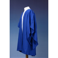 Bachelor Gown UK - Chalkface Range - Royal Blue
