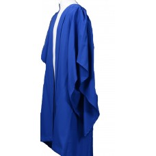 Bachelor Graduation Gown UK - Chalkface Range - Royal Blue