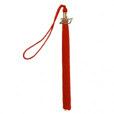 Children's Graduation Tassel with Year Tag