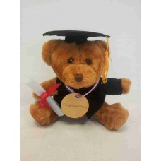 Graduation Teddy Bear Deluxe 6""