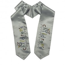 Children's Graduation Stole C U - Embroidered / Printed