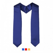 Graduation Stole - Satin Finish - Size 2