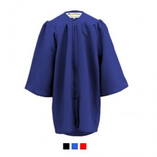 Children's Graduation Gown Only in Matt Finish (3-5yrs)