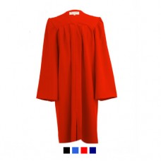 Children's Graduation Gown Only in Matt Finish (6-13yrs)