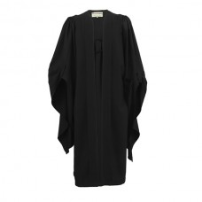 Bachelor Graduation Gown - London, Black