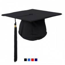 Children's Graduation Hat in Matt Finish with Tassel