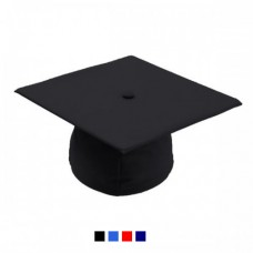 Children's Graduation Hat in Matt Finish