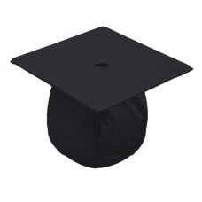 Mortarboard in Satin Finish