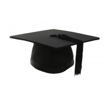Mortar Board Wool Hat - UK Style - Stock Clearance